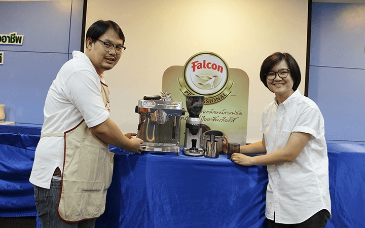 Falcon Coffee Workshop 42