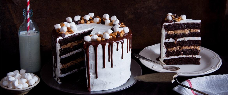 สูตรเบเกอรี่ | วิธีทำเค้กช็อกโกแลตนมสด หอม นุ่ม ละมุนลิ้น