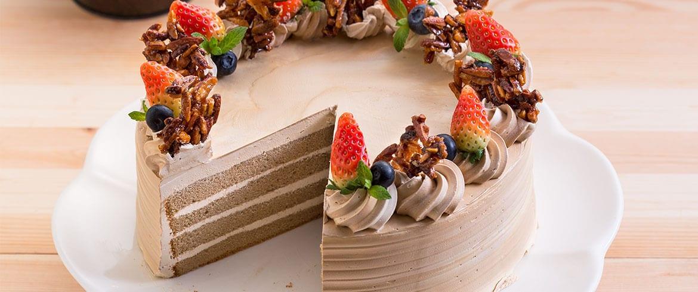 บัตเตอร์คอฟฟี่เค้ก