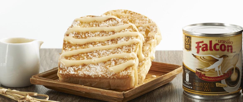 สูตรเบเกอรี่ |  ขนมปังปิ้ง