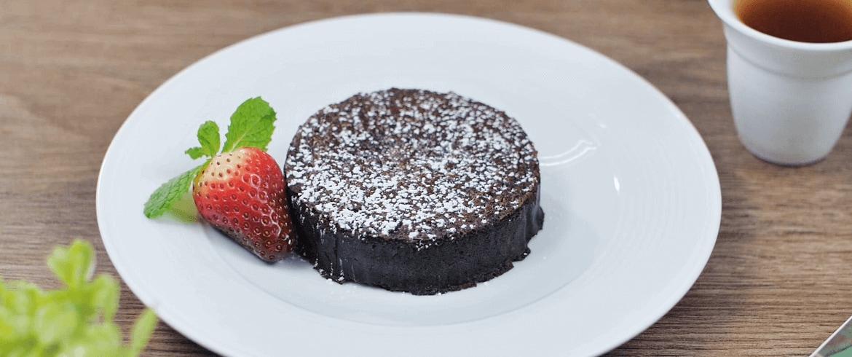 สูตรเบเกอรี่ | เค้กช็อกโกแลตลาวา