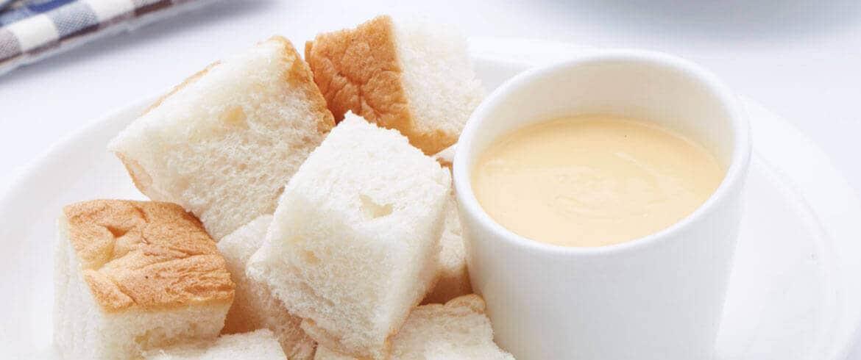 สูตรเบเกอรี่   ขนมปังสังขยานมสด
