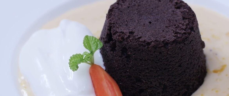 สูตรเบเกอรี่ | ช็อกโกแลตซุปเค้ก