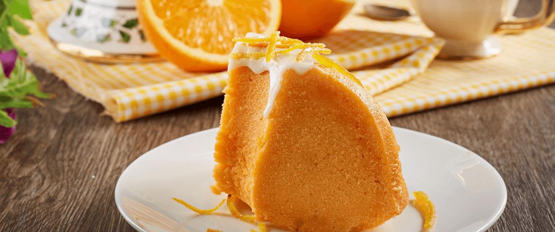 สูตรเบเกอรี่ | เค้กส้ม